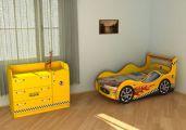 Модульная детская Такси Taxi Эдисан