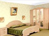 Спальня Эмилия глянцевая Свiт меблiв