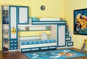 Детская мебель Твинс Сокме