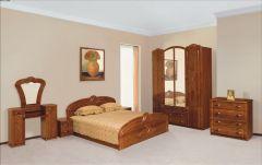 Спальня Антонина глянцевая Свiт меблiв