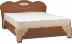 Кровать 140 с матрасом Милениум 2 Сокме