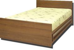 Кровать 160  Дебют Сокме