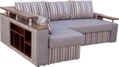 Угловой диван Макс с длинным боком Бис-М