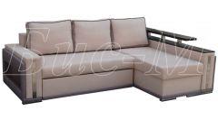 Угловой диван Неаполь длинный бок Бис-М