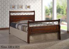 Кровать Nina 120х200 Onder Metal Малазия