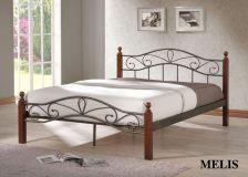 Кровать Melis 140x200 Onder Metal Малазия