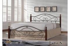 Кровать Dana N 140x200 Onder Metal Малазия