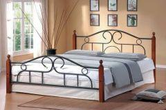 Кровать Alexa 140x200  Onder Metal Малазия