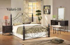 Кровать Valeri-10 180х200 Onder Metal