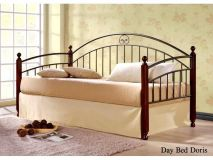 Кровать Doris Day Bed 90100x200 Onder Metal
