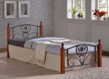 Кровать Sima 90x190 Onder Metal