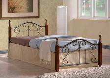 Кровать  AT 9151 90x190 Onder Metal Малазия