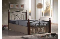 Кровать Gabi N 90x190 Onder Metal