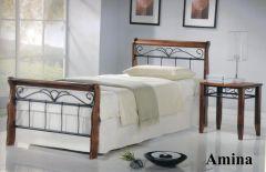 Кровать Amina S 90x190 Onder Metal