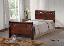 Кровать Funda 90х200 Малазия