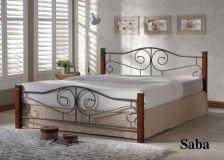 Кровать Saba 160х200  Onder Metal малазия