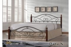 Кровать Dana N 160 х 200 Onder Metal