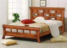 Кровать Denver 160х200 Onder Metal Малазия