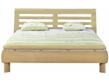 Кровать 140 Спальня Dream BRW Дрим БРВ