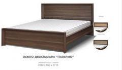 Кровать 2-сп (б/матраса) Палермо (Свiт меблiв)