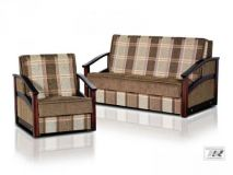 Комплект мягкой мебели Американка Дакота Рата ROMKAR РомКар