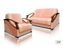 Комплект мягкой мебели Американка Юта Рата ROMKAR РомКар