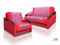 Комплект мягкой мебели Американка Канзас Рата ROMKAR РомКар