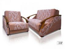 Комплект мягкой мебели Американка Аризона Рата ROMKAR РомКар