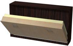 Горизонтальная кровать-шкаф ГК 900 Алиса Роко