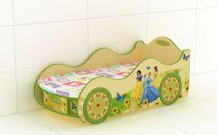 Кровать-машинка Princess KM-280
