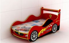 Кровать-машинка Sport-KM-420