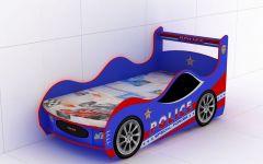 Кровать-машинка Police-KM-280