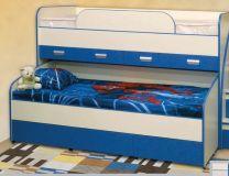 Кровать Тутти-фрутти Детский мир Сокме