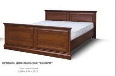 Кровать 2-сп (б/матраса) - Кантри Свiт меблiв