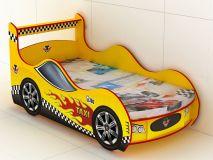 Кровать-машинка Taxi-KM-380