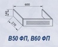 В 60ФП Кухня Валенсия (Свiт Меблiв)