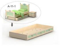 Выдвижная кровать ниша A-13-1