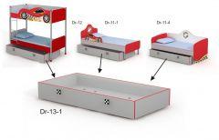 Выдвижная кровать ниша Dr-13-1