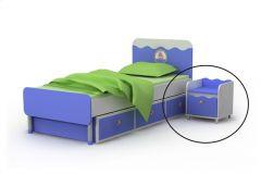 Тумба к кровати Ос-14