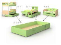 Выдвижная кровать ниша Bs-13-1