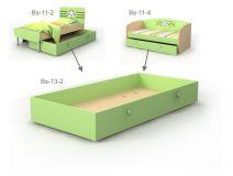 Выдвижная кровать ниша Bs-13-2
