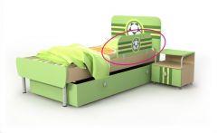 Защитная боковина к кровати Bs-20