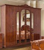 Шкаф 6-д (перламутр) Спальня Империя (Свiт меблiв)